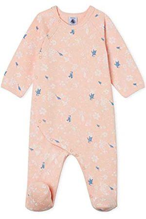 Petit Bateau Baby Girls' Dors Bien Y_5000801 Sleepsuit