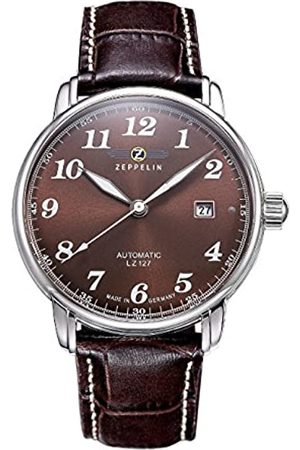 Zeppelin Automatic Large Date Watch Dial And Strap