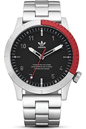 adidas Mens Analogue Quartz Watch with Stainless Steel Strap Z03-2958-00