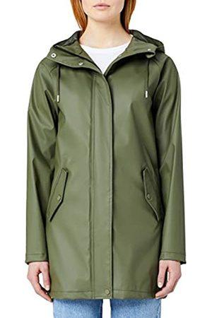 MERAKI Women's Water Resistant Raincoat
