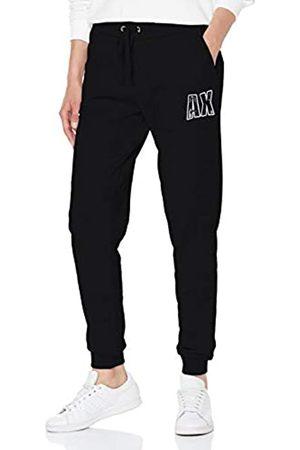 Armani Exchange Women's French Terry Logo Sports Trousers