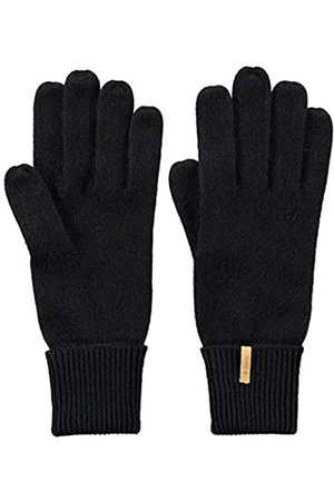 Barts Women's Fine Knitted Gloves (Nero 1)
