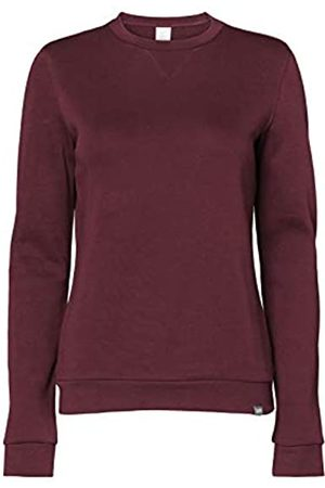 CARE OF by PUMA Women's Long Sleeve Terry Crew Neck Sweatshirt
