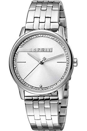 Esprit Womens Analogue Quartz Watch with Stainless Steel Strap ES1L082M0035