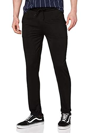 Urban classics Men's Modal Terry Tapered Sweatpants Sports Trousers