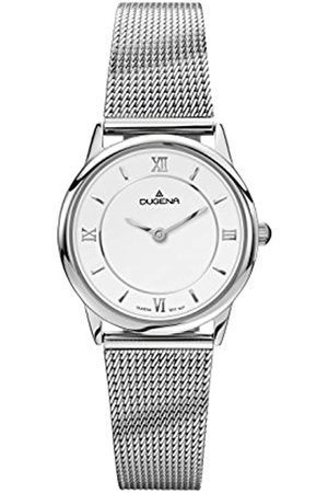 Dugena Women's Quartz Watch Basic 4460439 with Metal Strap