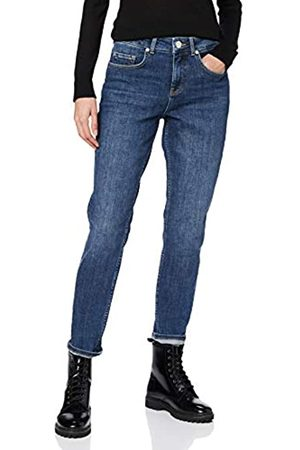 Opus Women's Ebby Paint Slim Jeans