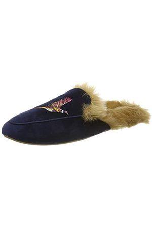 Joules Women's Ferndale Open Back Slippers, (French Navy Frnavy)
