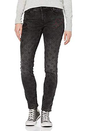 Street One Women's 371703 Jane Slim Jeans