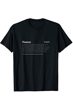 Ann Arbor Fanny is an Awesome Chick | Funny Compliment T-shirt