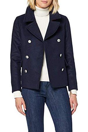 Gant Women's D1. Classic Peacoat Coat