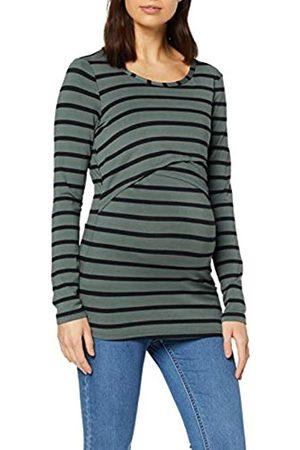 Noppies Women's Tee Nurs Ls Shanna Maternity Long Sleeve Top