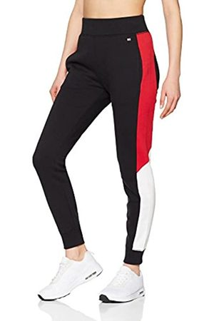 Tommy Hilfiger Women's Th Ath Bekki Clr Block Jogger Sports Trousers