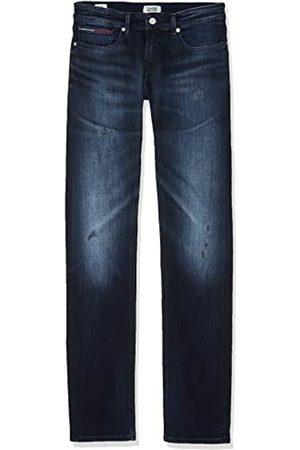 Tommy Jeans Men's Slim Scanton Dyjnd Straight Jeans