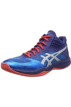Asics Men's Netburner Ballistic Ff Mt Volleyball Shoes, (Race / 400)