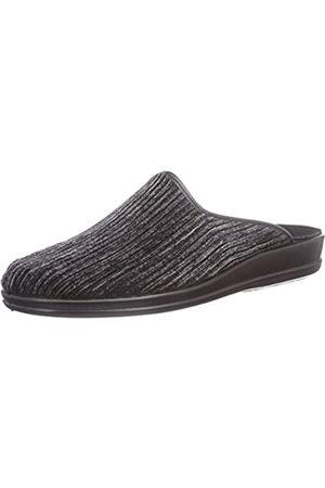 Rohde Men's 1556 Slippers, Gray - Grau (grau 83)