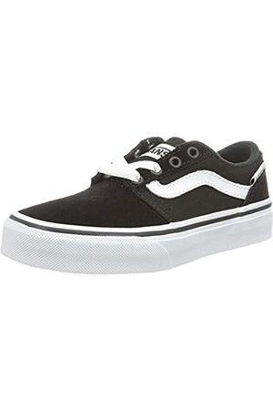 Vans Yt Chapman Stripe, Boys' Low-Top Sneakers, (Suede/Canvas / )