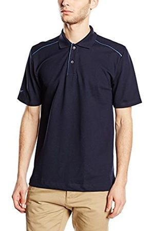 Trigema Men's Polo Shirt Blau (navy C2C 546) XX-Large
