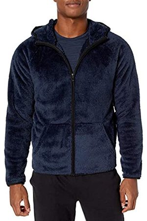 Peak Velocity Mens Sherpa Fleece Jacket