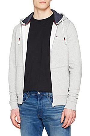 Tommy Jeans Men's Original Zip Hoodie Hooded Sweatshirt