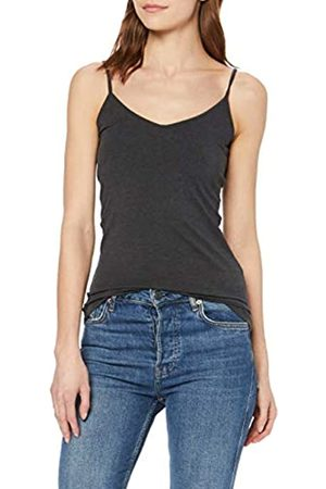 Vero Moda Women's VMMAXI My Soft V Singlet GA Color Cami Shirt