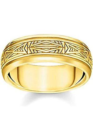 Thomas Sabo Men Vermeil Ring TR2277-413-39-58