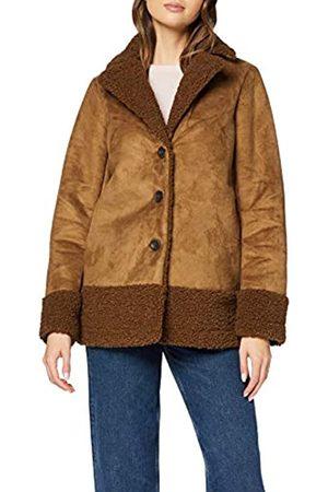 ONLY Women's ONLPATRICA Bonded Faux Suede Jacket OTW Coat