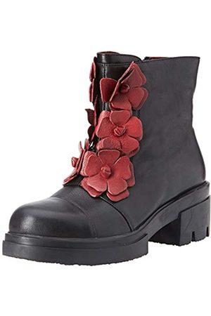 LAURA VITA Women's Gocneo 66 Ankle boots, (Noir Noir)