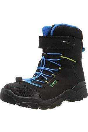 Primigi Boys' Prw Gore-tex 43962 Snow Boots, (Nero/Nero/Nero 4396222)