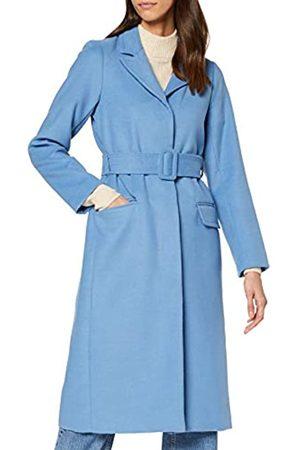 warehouse Women's Covered Buckle Coat Dress