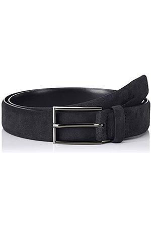 Strellson Premium Mens Belt 3887, (Navy 22)