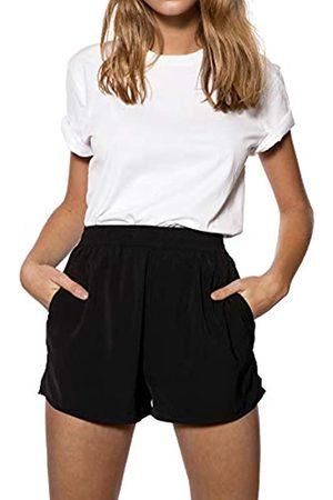Ivyrevel Women's High Waist Shorts 001)