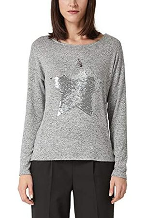 s.Oliver Women's 21.811.31.6682 Long Sleeve Top