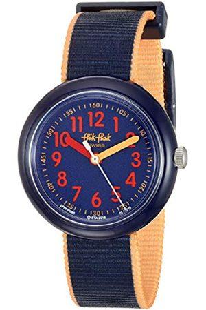 Flik Flak Boys Analogue Quartz Watch with Textile Strap FPNP043