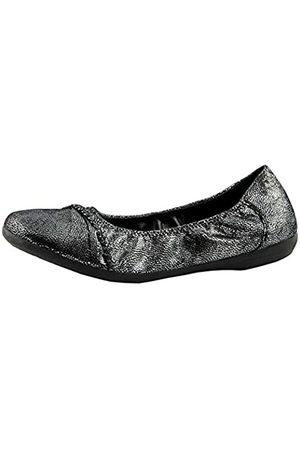 Marc Shoes MARC Janine, Women's Ballet Flats Closed Toe, (Goat Suede 00833)