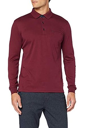 Pierre Cardin Men's Longsleeve Polo Interlock Jumper