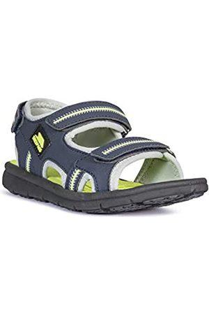 Trespass Boys' RAMESSES Beach & Pool Shoes, (Navy Na1)