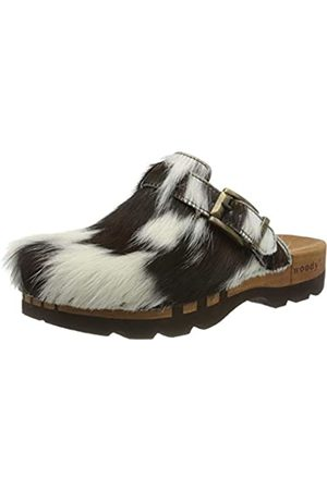 Woody Lukas, Men's Clogs, Multicolored (Nature)