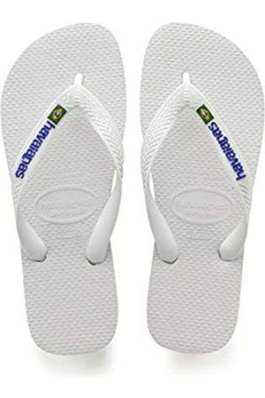 Havaianas Kid's Brazilianasil Logo Flip Flops, ,8/9 UK