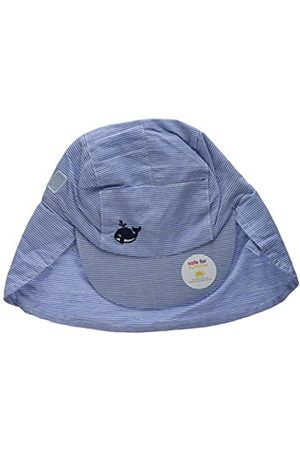Mothercare Boy's Striped Sun Protection Keppi Hat