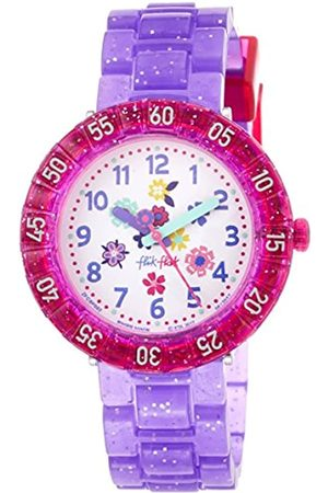 FlikFlak Girls Analogue Quartz Watch with Plastic Strap FCSP060