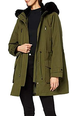MERAKI Amazon Brand - CW1414 Parka Coats Women