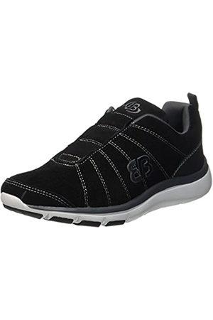 Bruetting DALLAS Shoes, Men's Loafers, (Schwarz/grau)