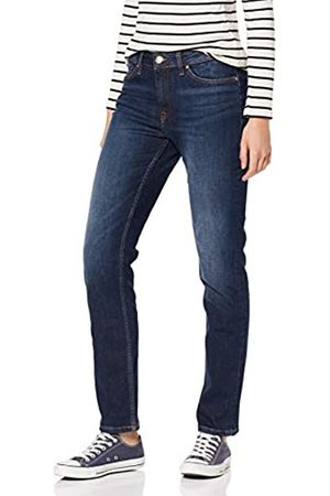 Tommy Hilfiger Women's Straight Fit Jeans - - Blau (420 ABSOLUTE ) - 38W/31L (Brand size: 26/30)