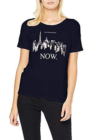 Springfield 2.t.ciudades Lentejuelas T-Shirt Women's Large (Manufacturer's size:L)