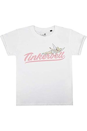 Disney Girl's Team Tinkerbell T-Shirt
