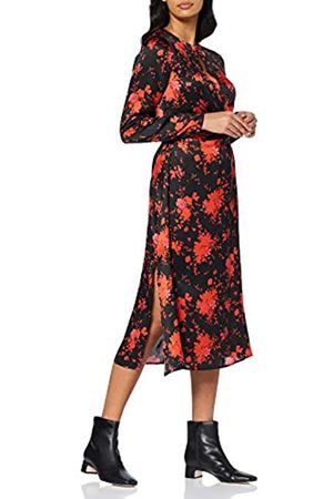 FIND Amazon Brand - MDR 41269 Casual Dresses, (Multicoloured)