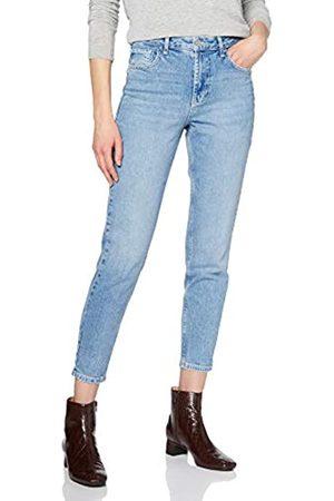 Pieces Women's Pcleah Mom Hw ANK Lb110-ba/noos Slim Jeans