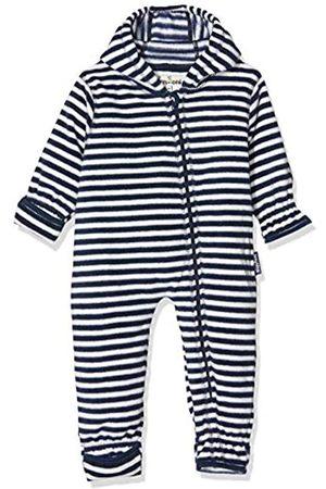 Playshoes Baby Fleece-Overall maritim Snowsuit