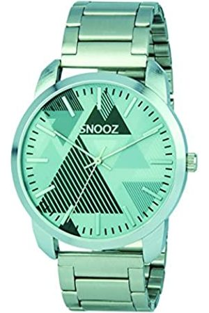 Snooz Men's Analogue Quartz Watch with Stainless Steel Strap Saa0043-67